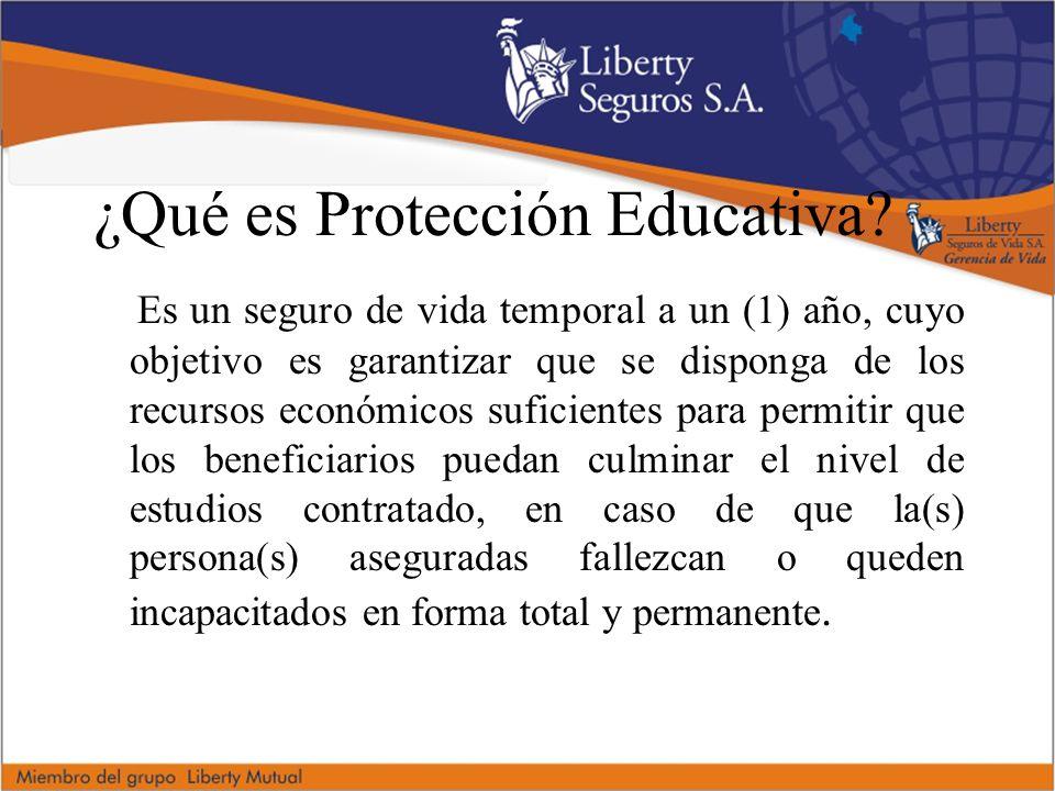 ¿Qué es Protección Educativa