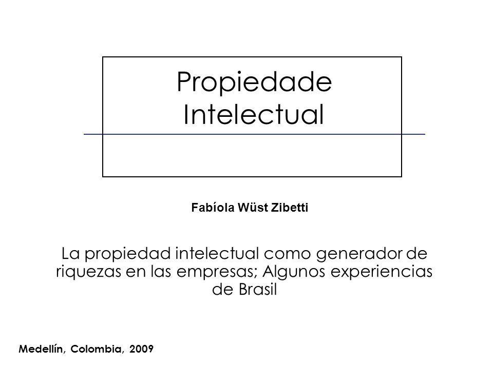 Propiedade Intelectual