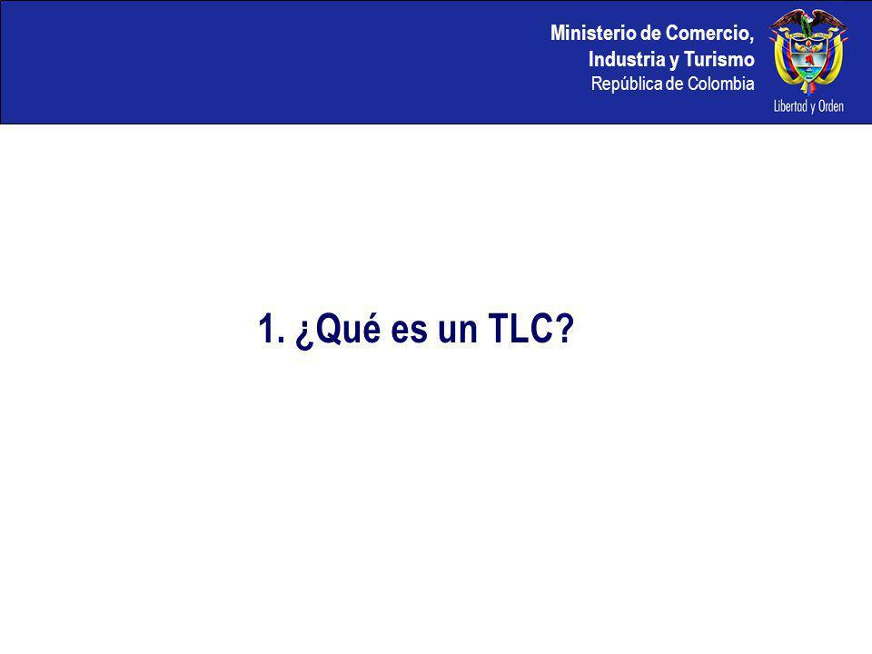 1. ¿Qué es un TLC