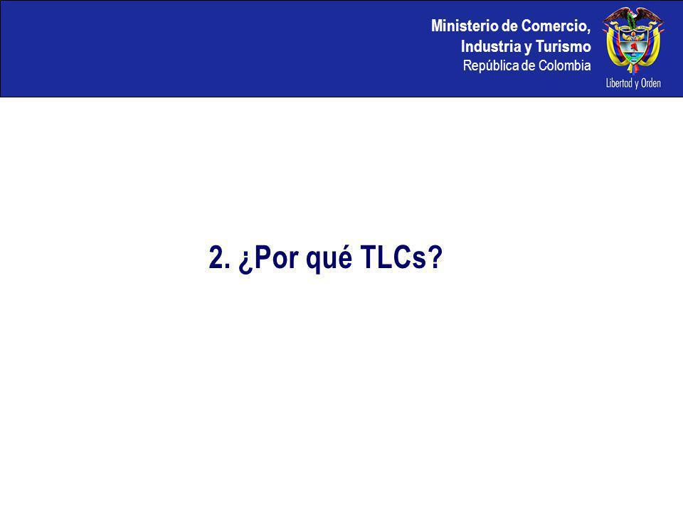 2. ¿Por qué TLCs