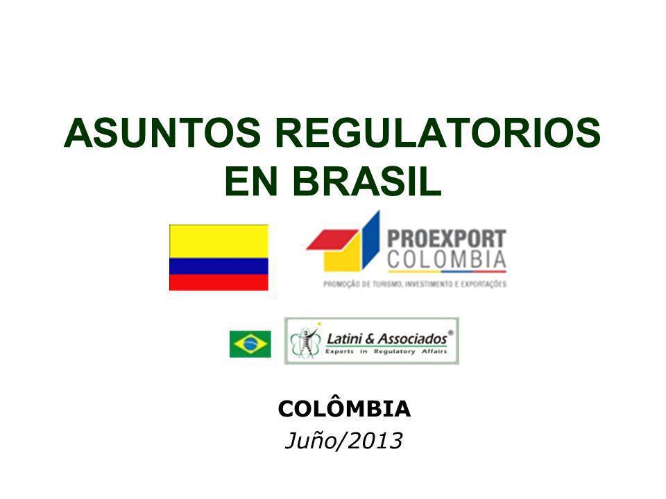ASUNTOS REGULATORIOS EN BRASIL