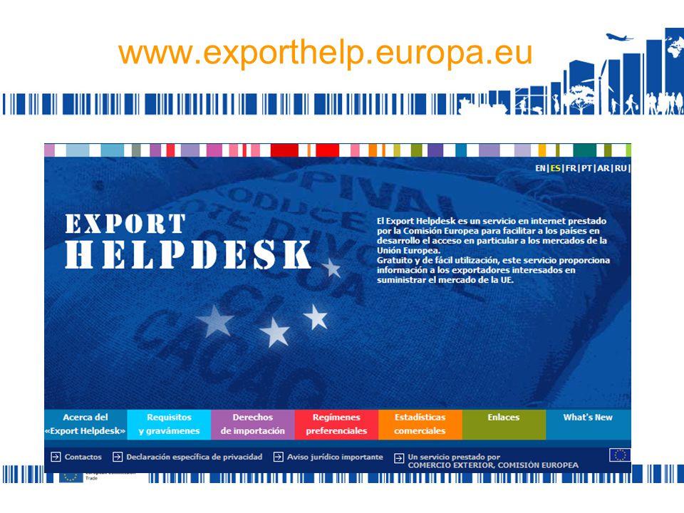 www.exporthelp.europa.eu 27