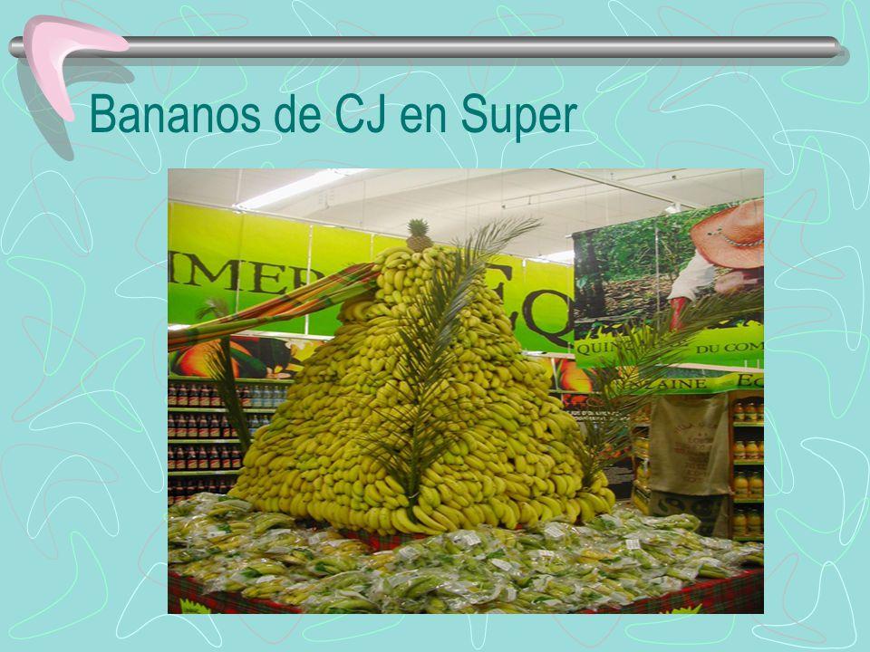 Bananos de CJ en Super