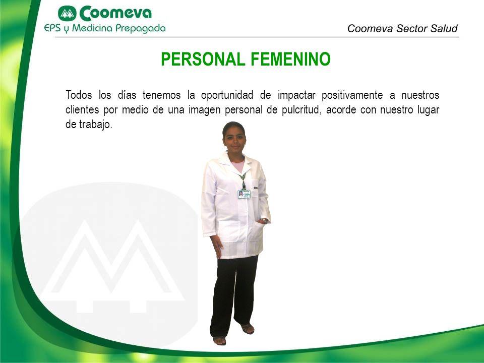 PERSONAL FEMENINO