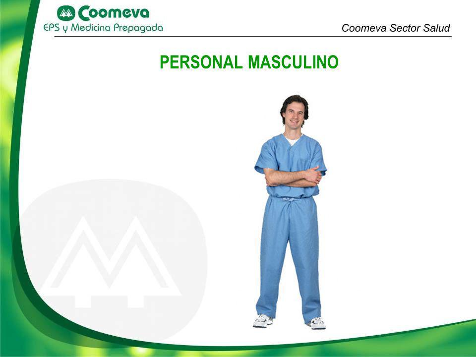 PERSONAL MASCULINO