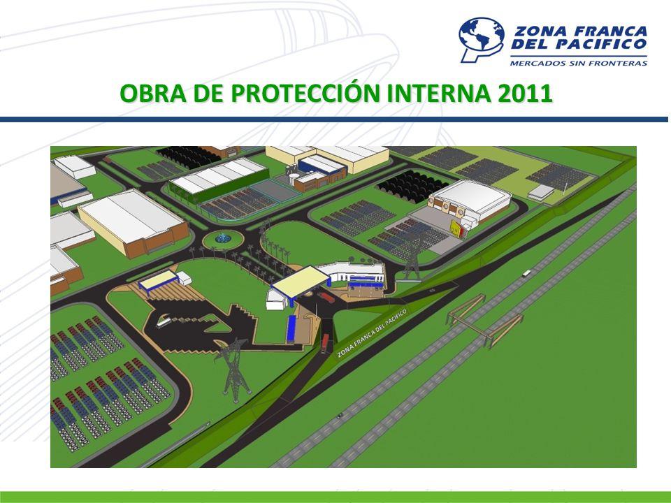 OBRA DE PROTECCIÓN INTERNA 2011