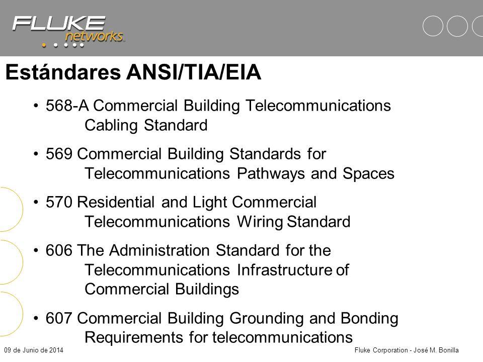 Estándares ANSI/TIA/EIA