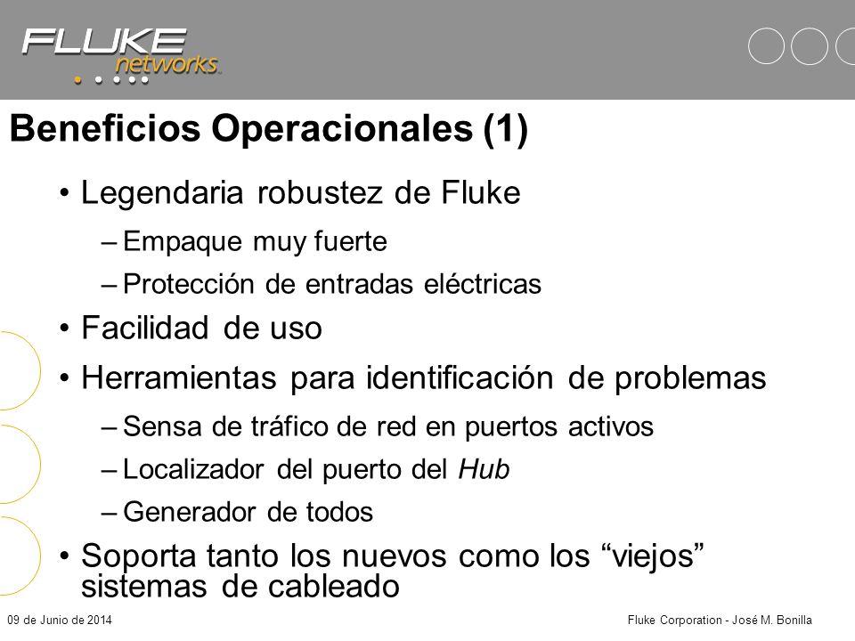 Beneficios Operacionales (1)
