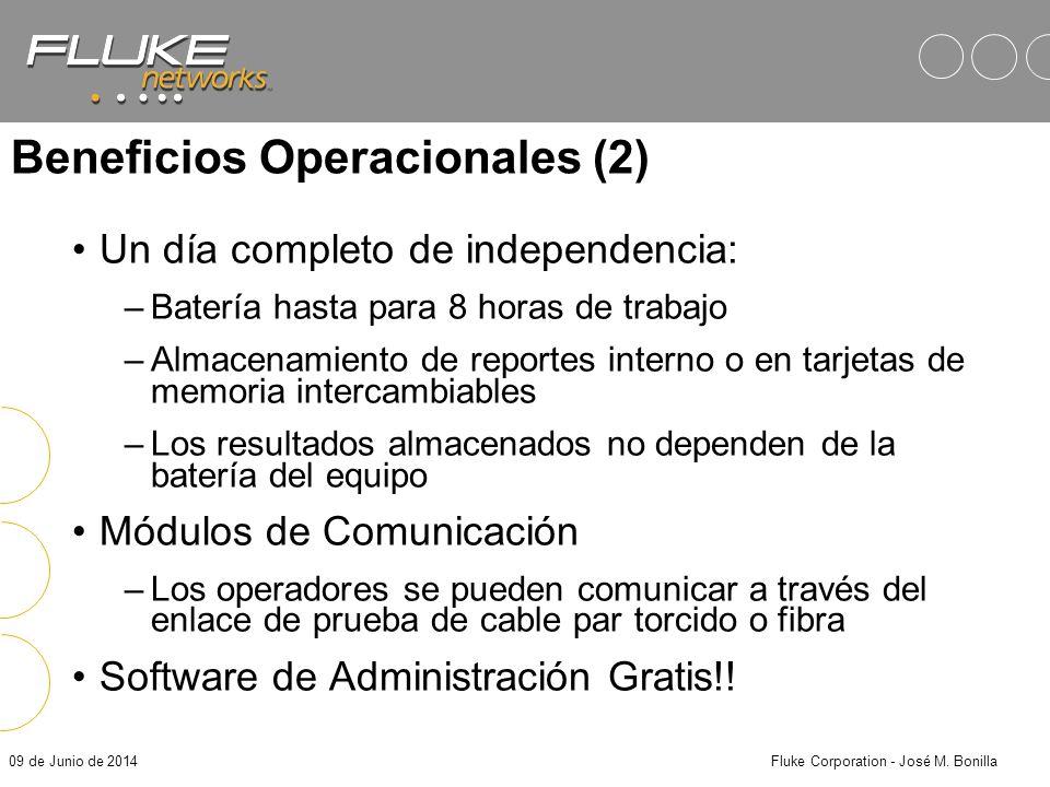 Beneficios Operacionales (2)