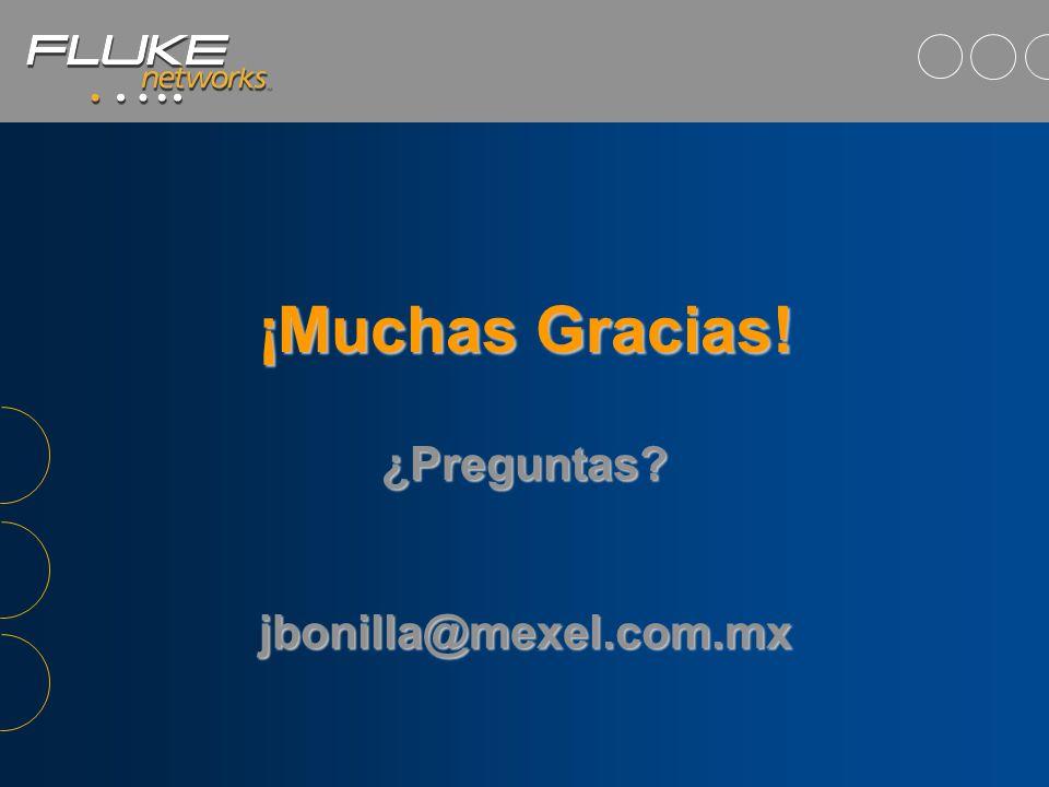 ¿Preguntas jbonilla@mexel.com.mx