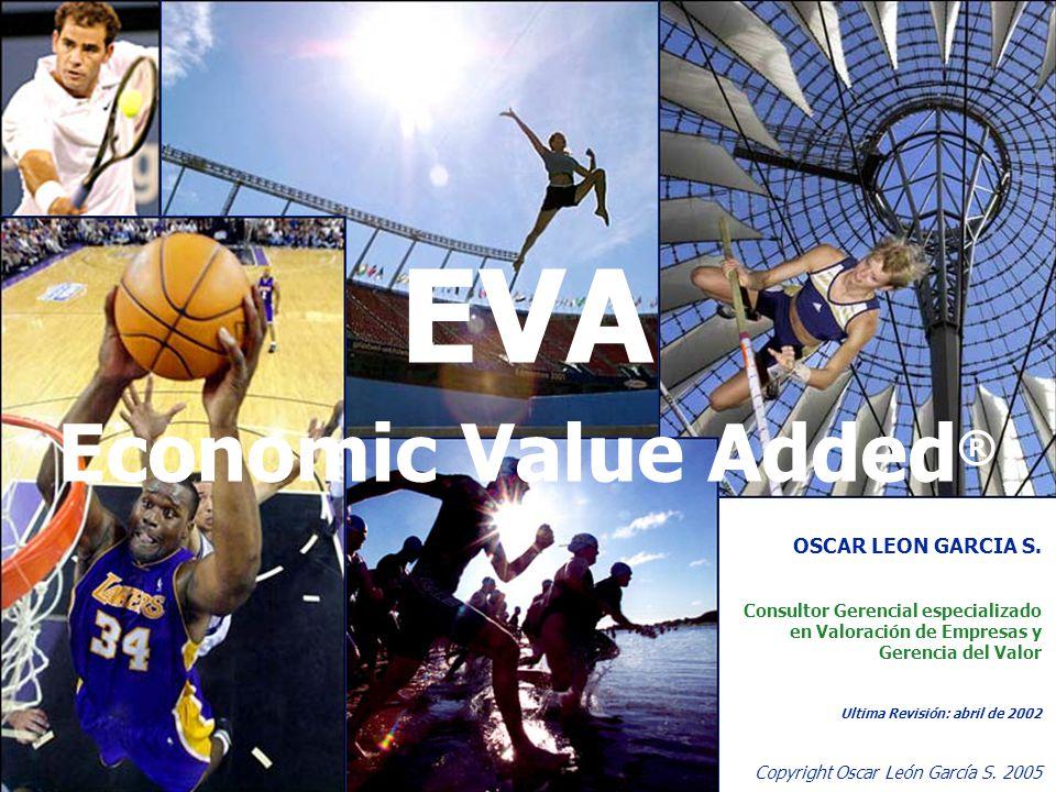 EVA Economic Value Added® OSCAR LEON GARCIA S.
