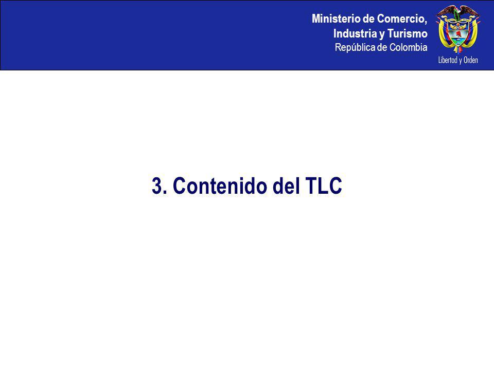 3. Contenido del TLC