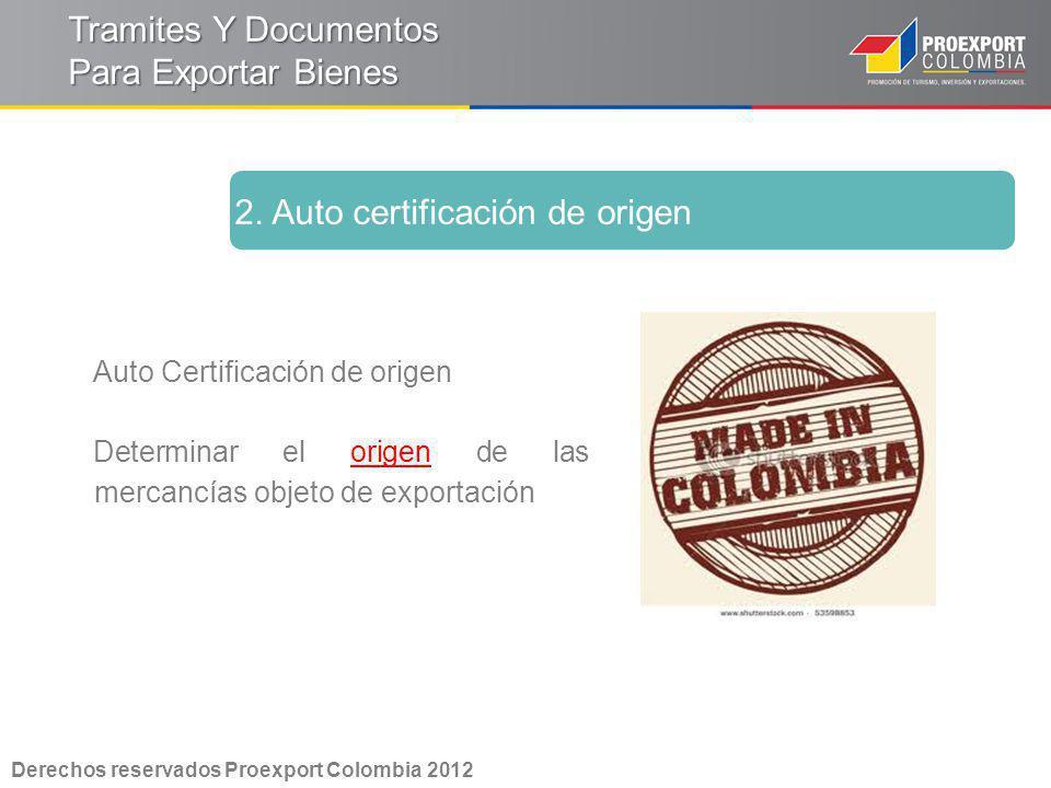 Tramites Y Documentos Para Exportar Bienes