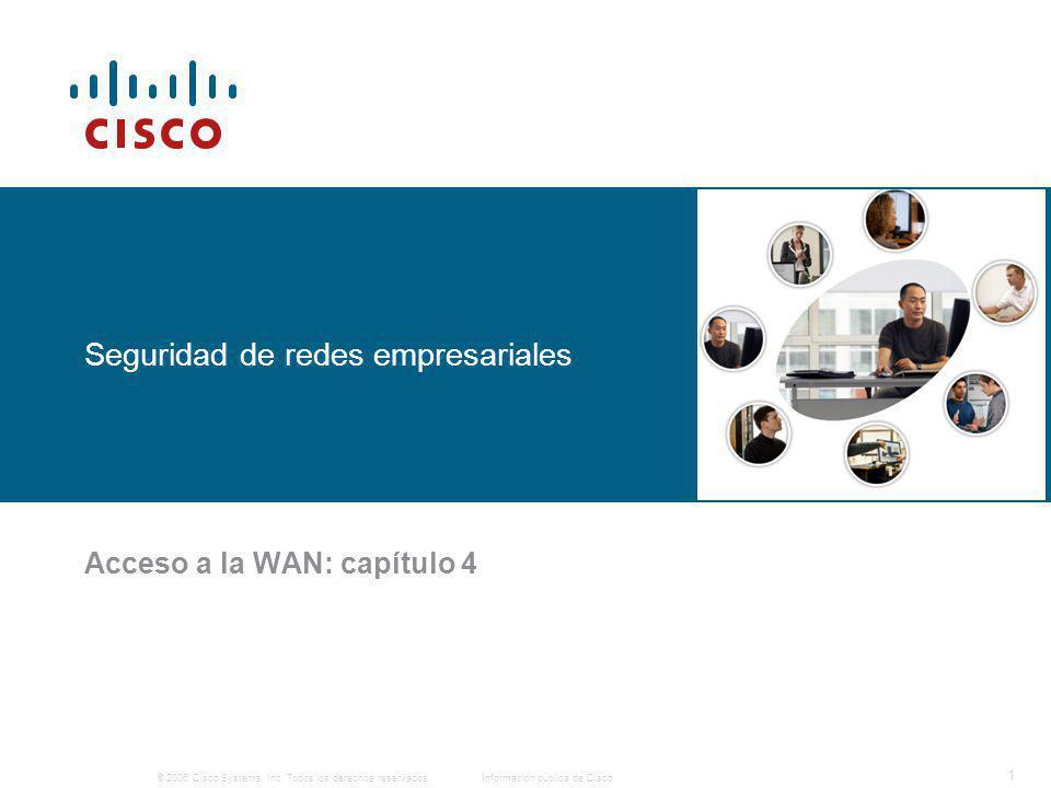 Seguridad de redes empresariales