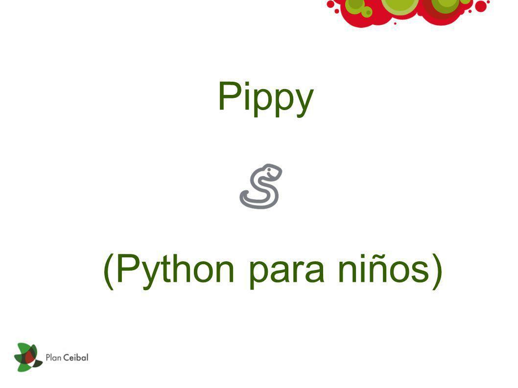 Pippy (Python para niños) 1