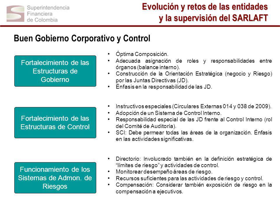 Buen Gobierno Corporativo y Control