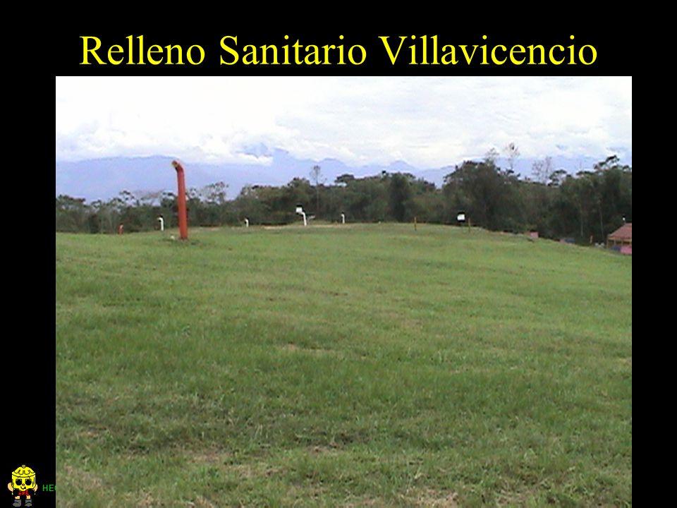 Relleno Sanitario Villavicencio
