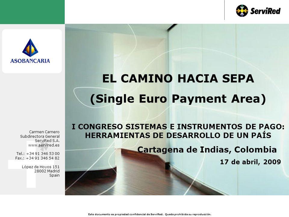 El camino Hacia SEPA Agenda