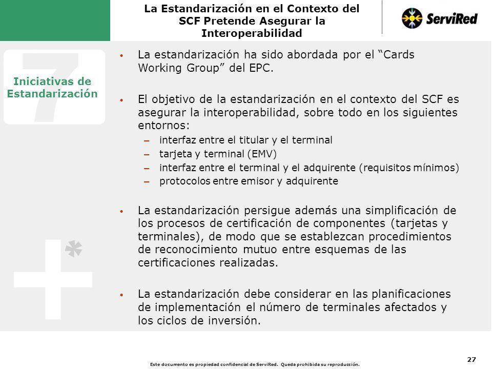 Grupo de Trabajo Ad-Hoc de Estandarización dentro del EPC