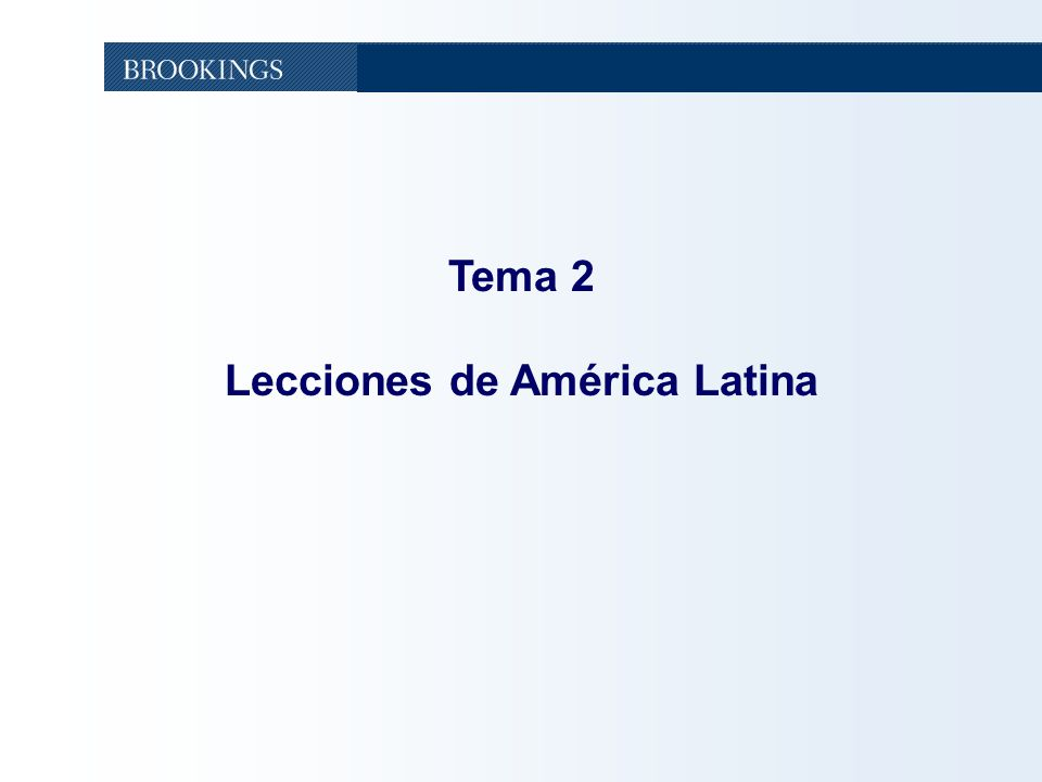 Tema 2 Lecciones de América Latina