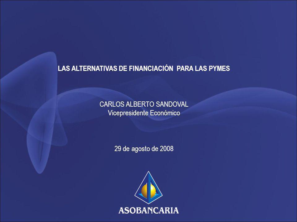 LAS ALTERNATIVAS DE FINANCIACIÓN PARA LAS PYMES