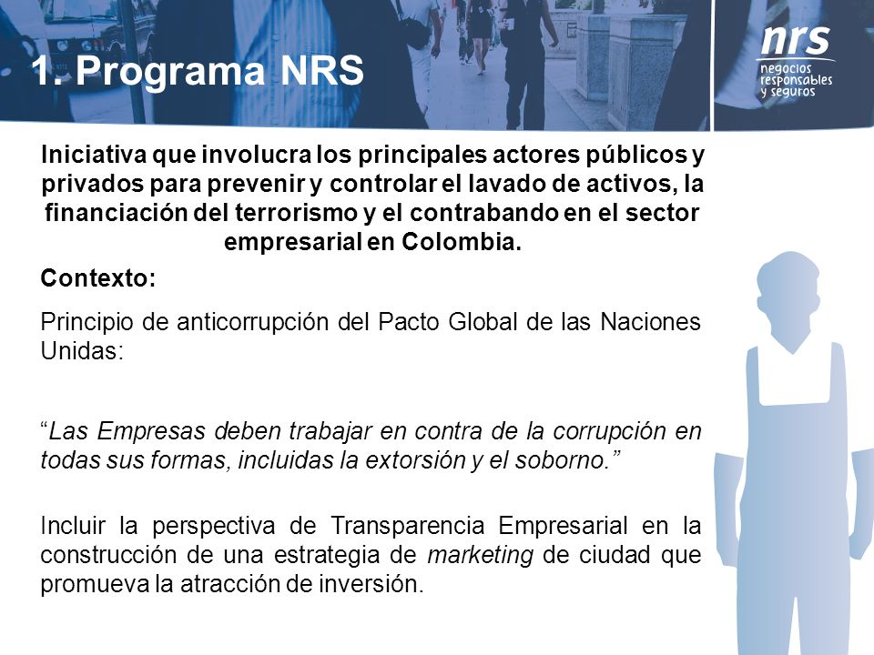 1. Programa NRS