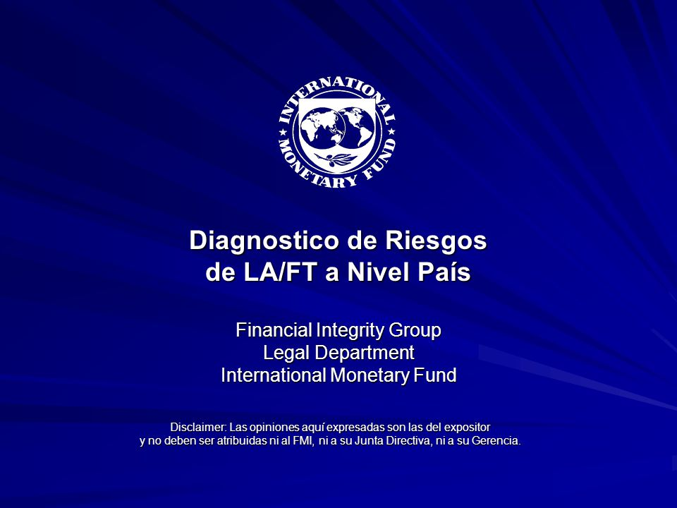 Diagnostico de Riesgos