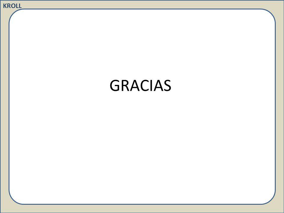 KROLL GRACIAS