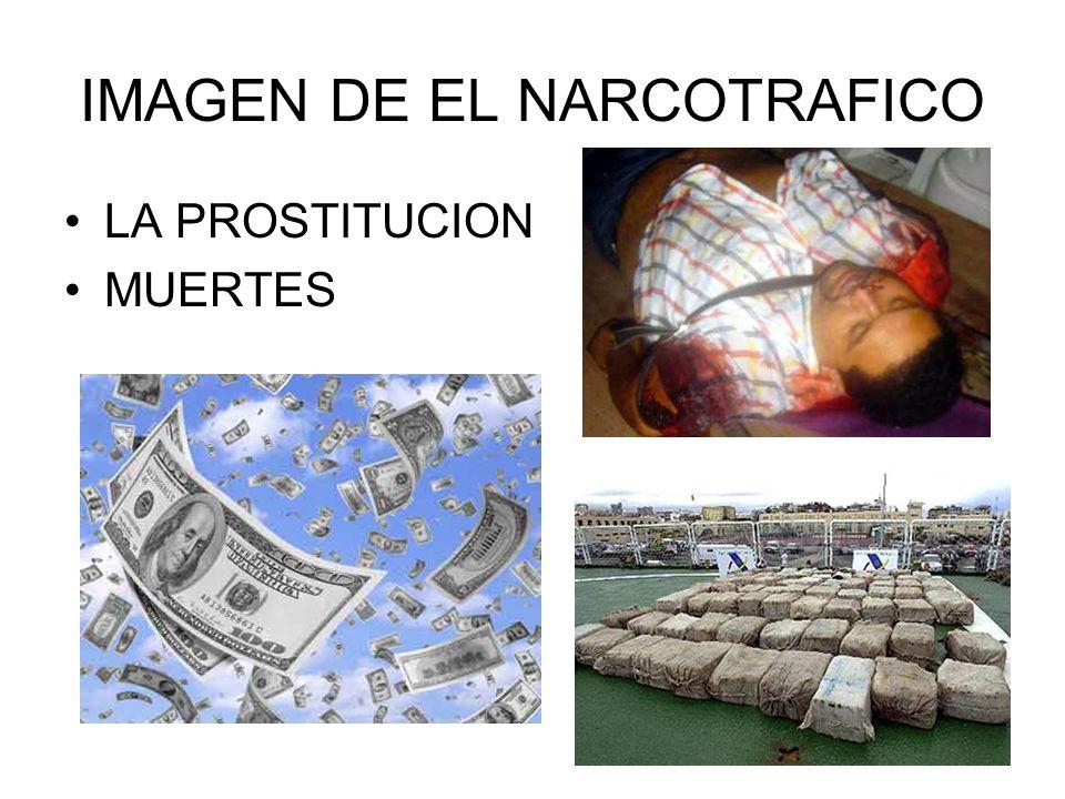 IMAGEN DE EL NARCOTRAFICO