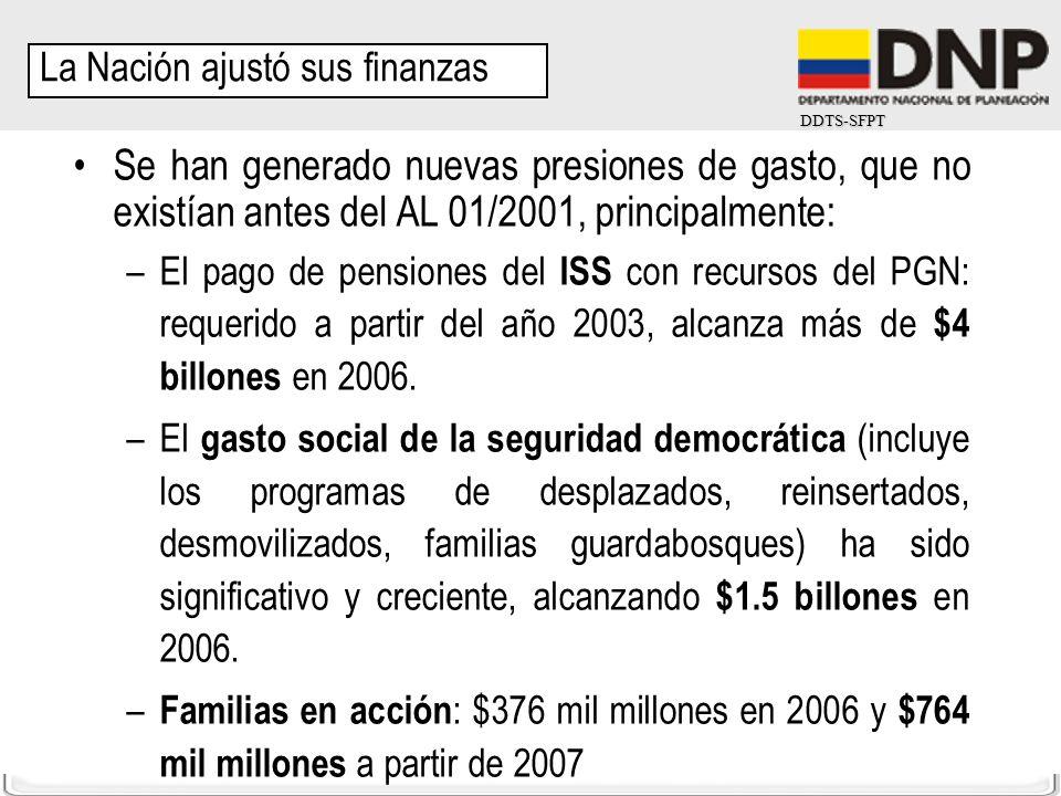 La Nación ajustó sus finanzas