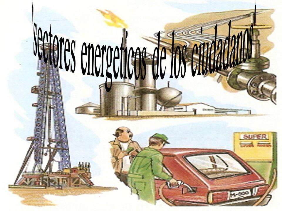 sectores energeticos de los ciudadanos