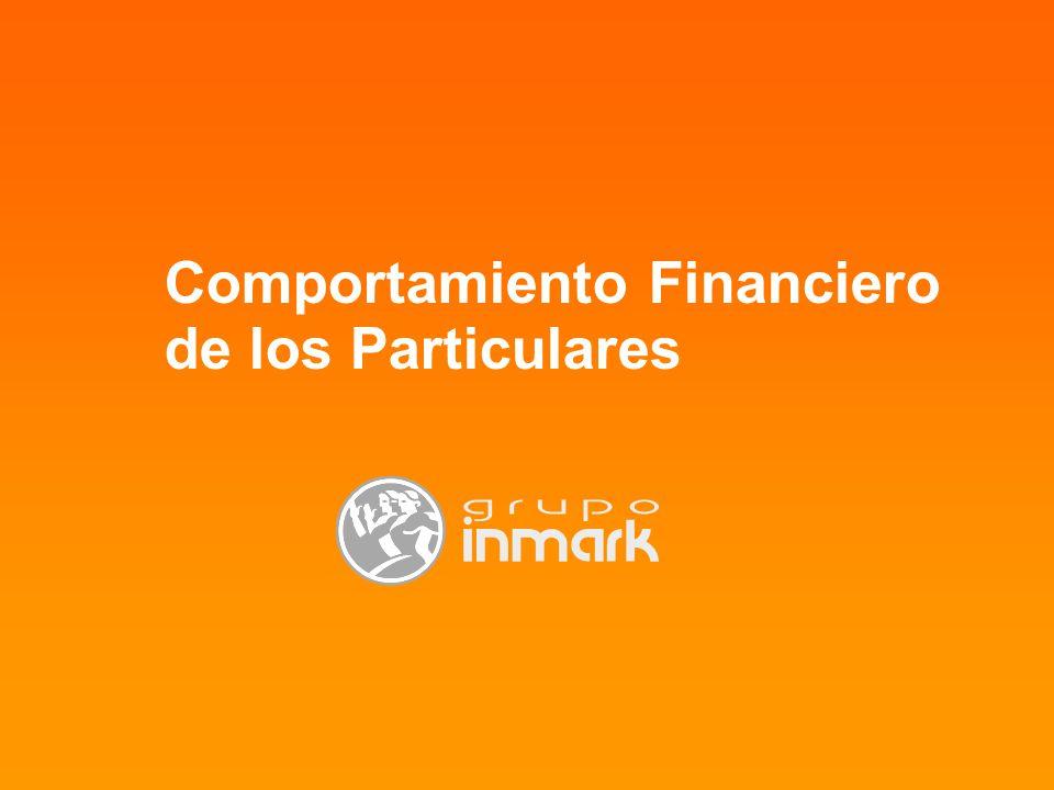 Comportamiento Financiero de los Particulares