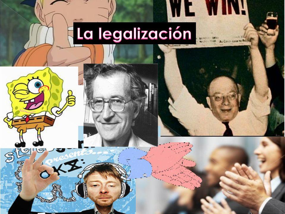 La legalización