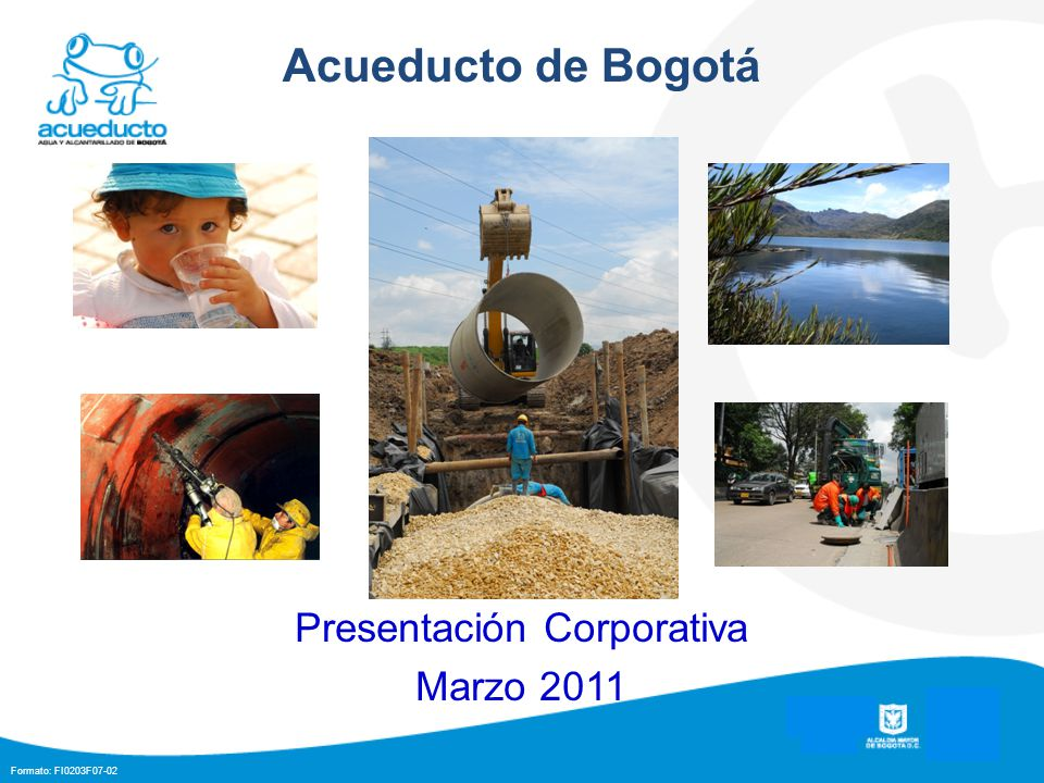Presentación Corporativa Marzo 2011
