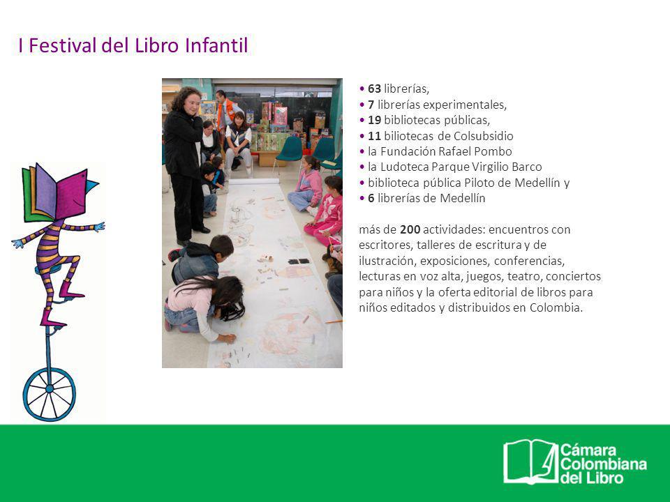 I Festival del Libro Infantil