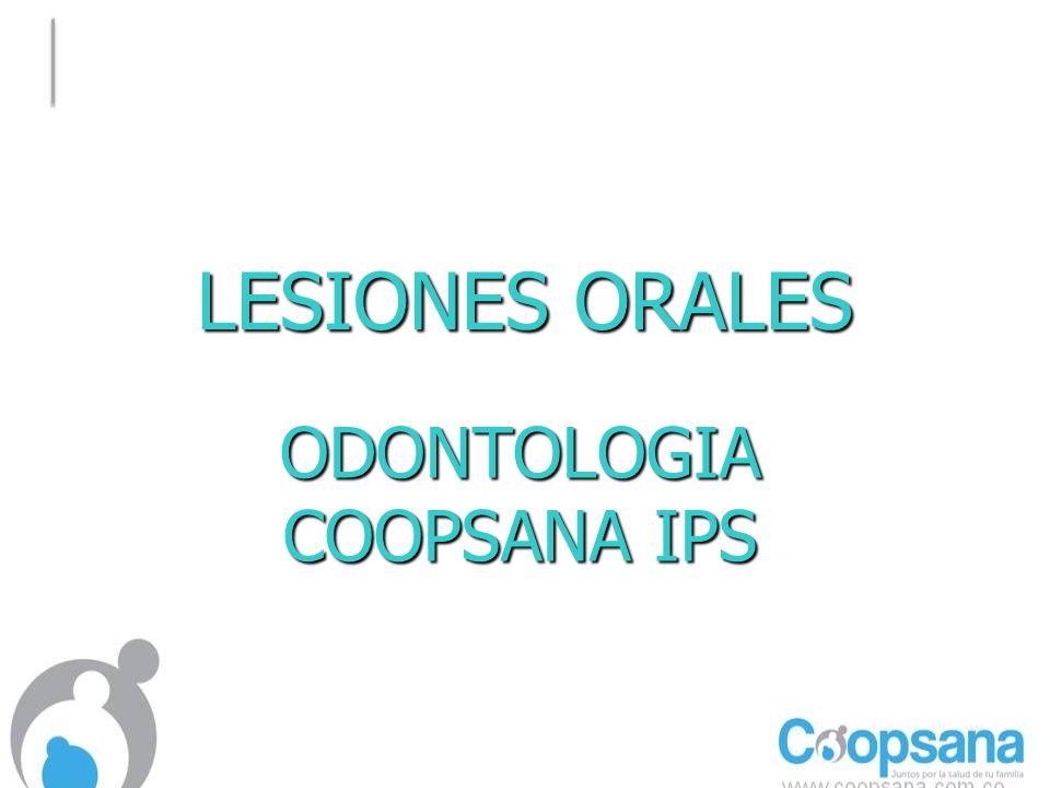 ODONTOLOGIA COOPSANA IPS