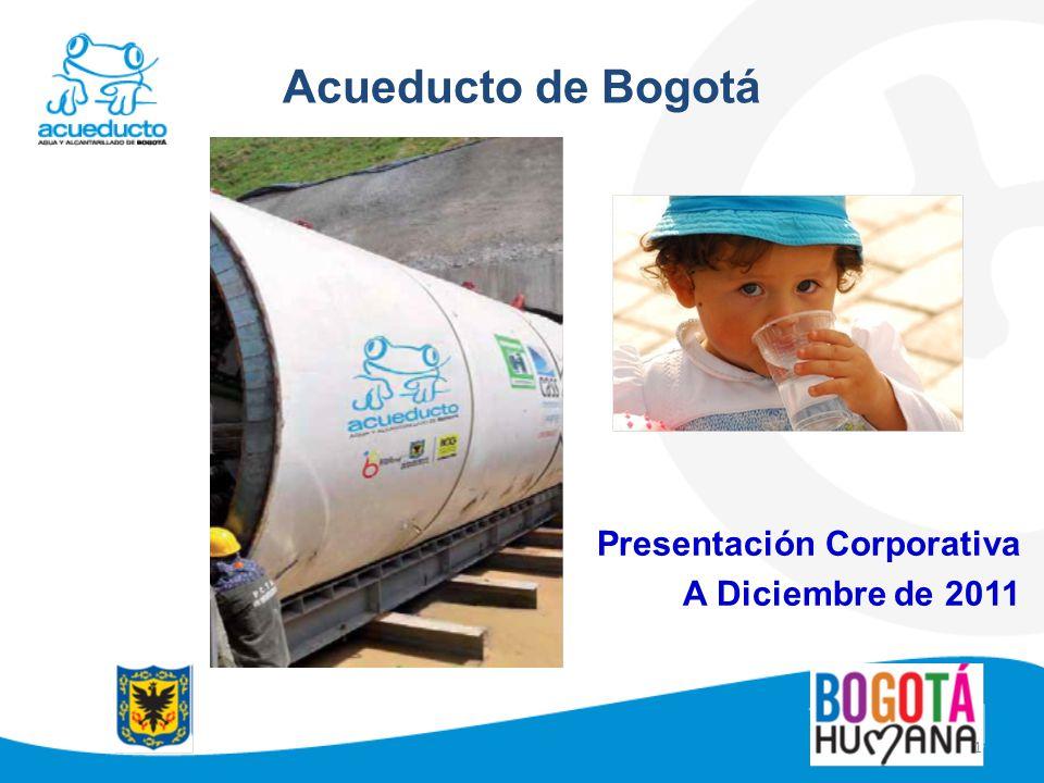 Presentación Corporativa A Diciembre de 2011