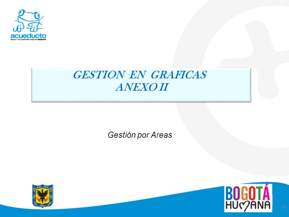 GESTION EN GRAFICAS ANEXO II