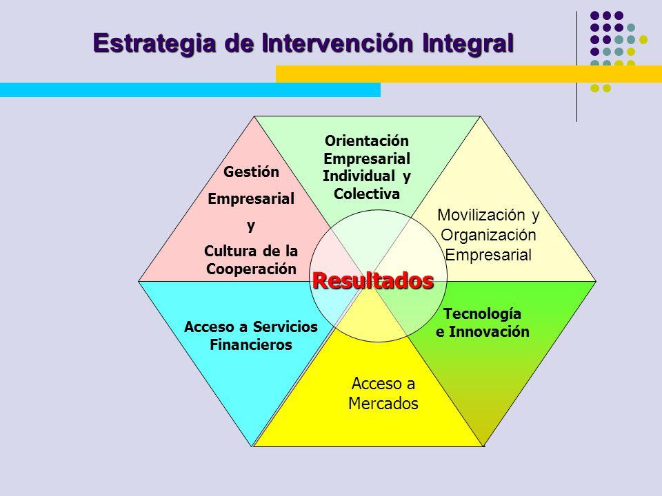 Estrategia de Intervención Integral