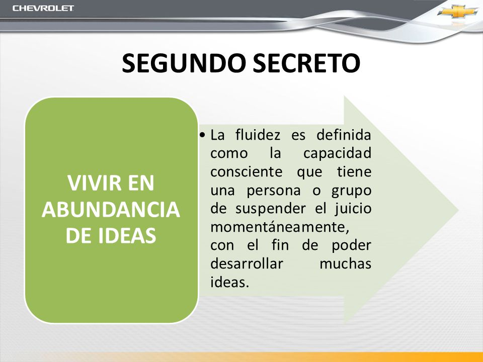 VIVIR EN ABUNDANCIA DE IDEAS
