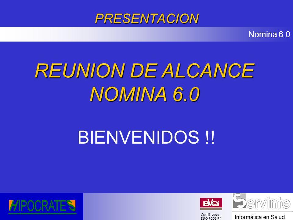 REUNION DE ALCANCE NOMINA 6.0