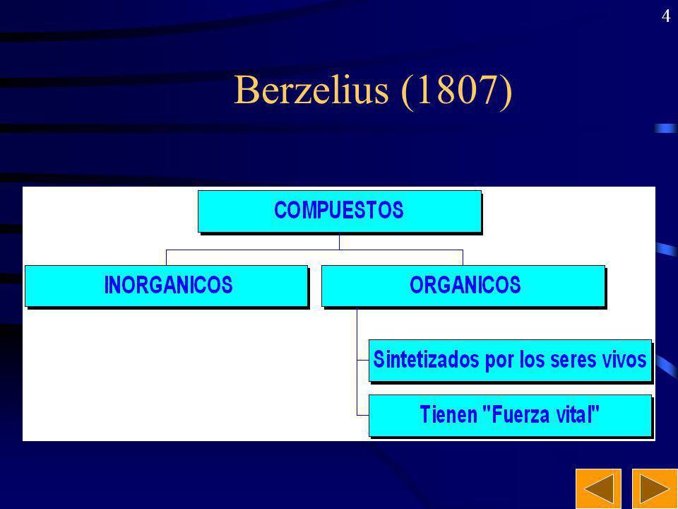 Berzelius (1807)
