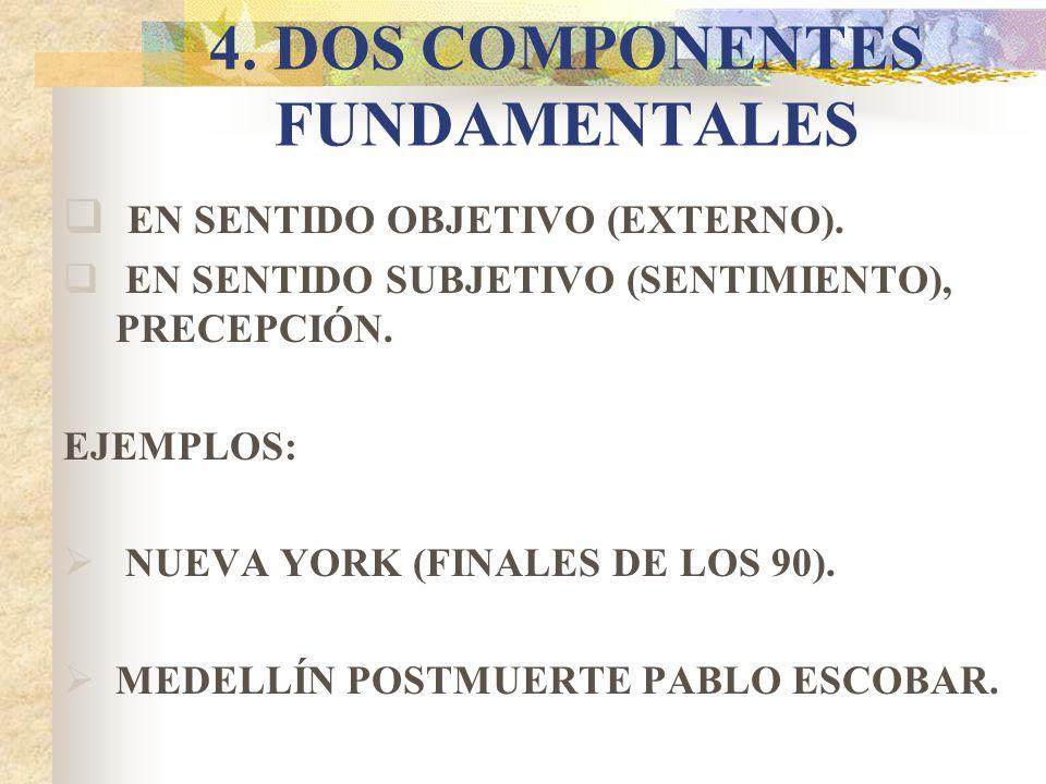 4. DOS COMPONENTES FUNDAMENTALES