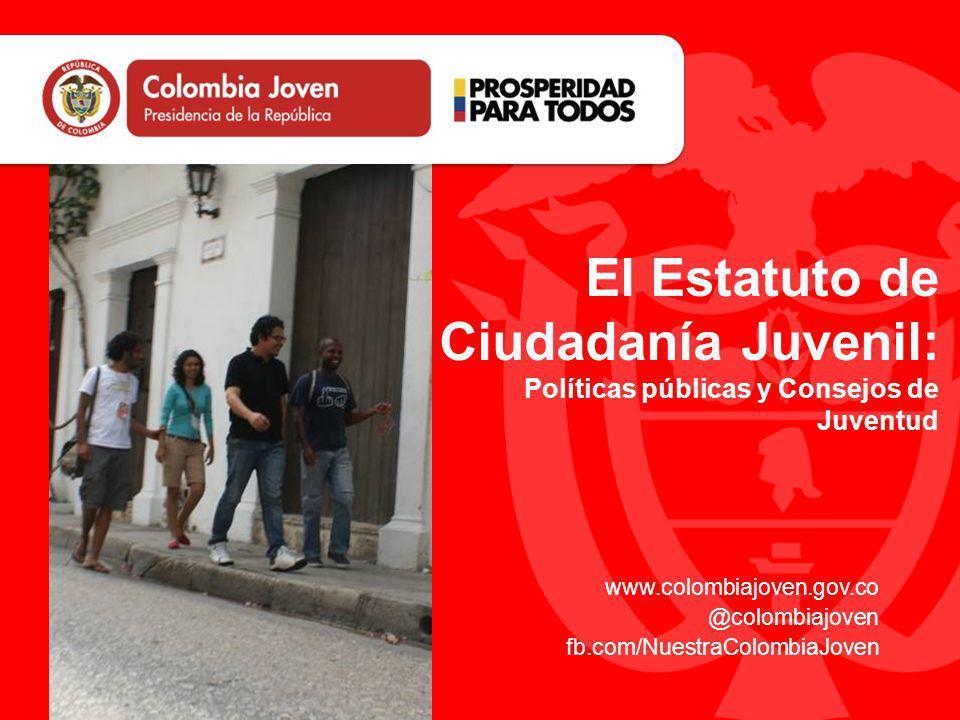 www.colombiajoven.gov.co @colombiajoven fb.com/NuestraColombiaJoven