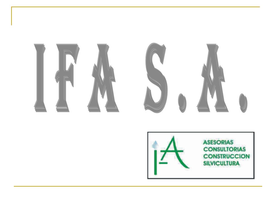 IFA S.A.
