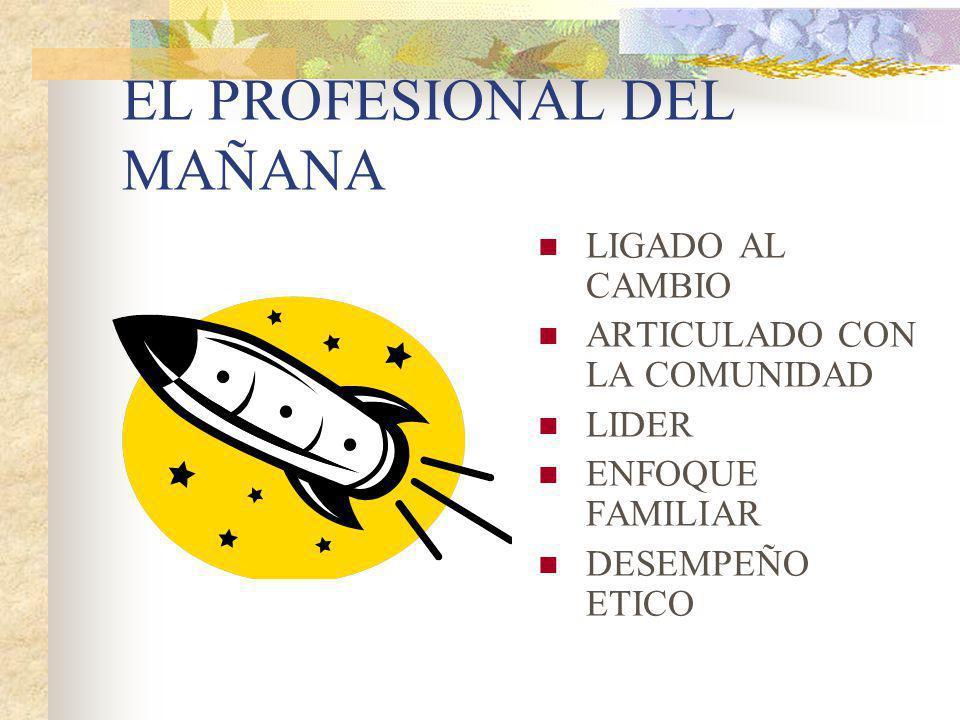 EL PROFESIONAL DEL MAÑANA