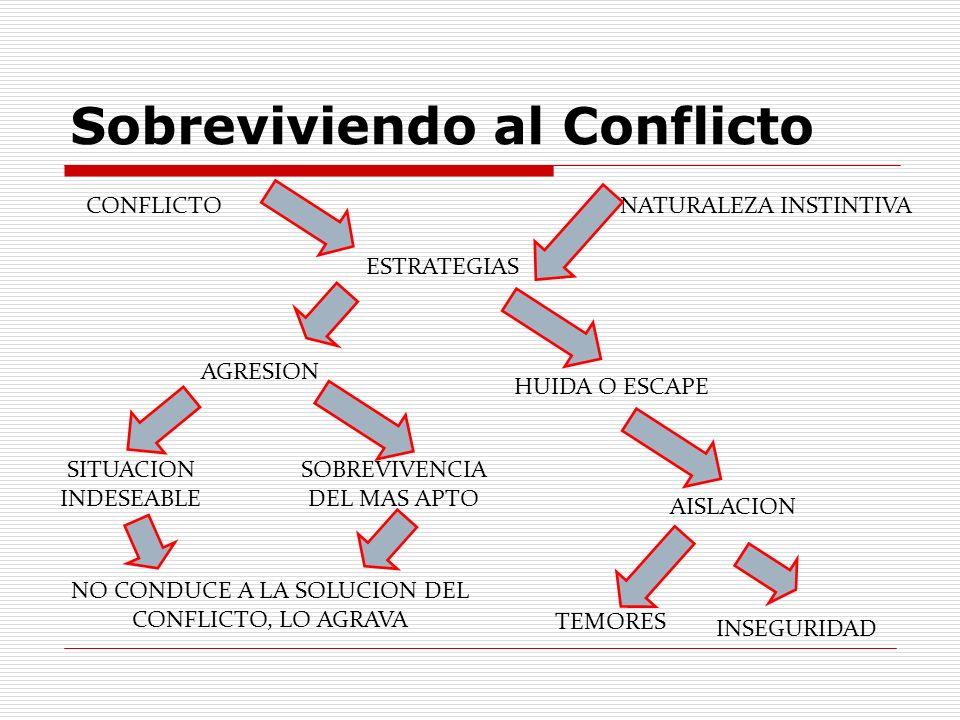 Sobreviviendo al Conflicto
