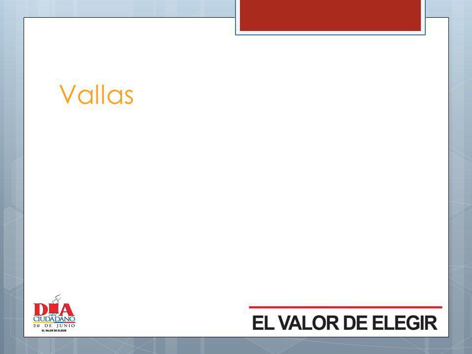 Vallas