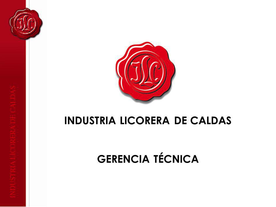 INDUSTRIA LICORERA DE CALDAS