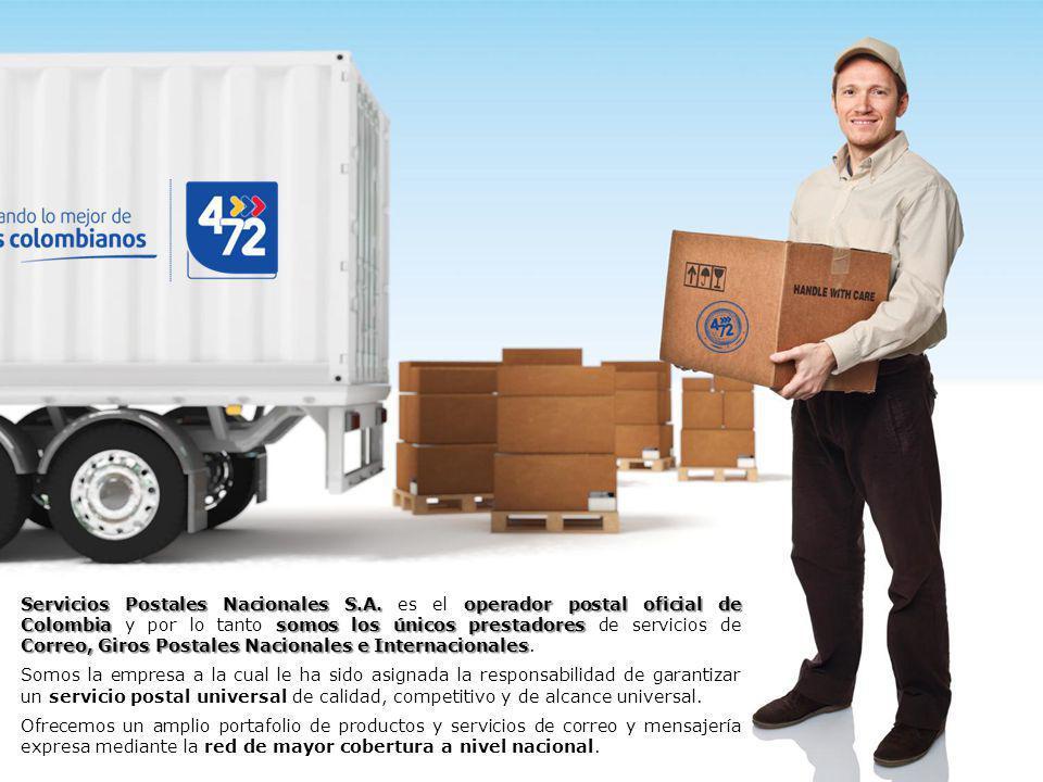 Servicios Postales Nacionales S. A